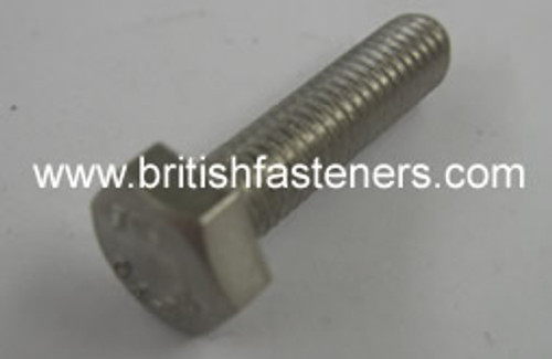 Stainless Screw Metric 6 x 25mm - (7480)