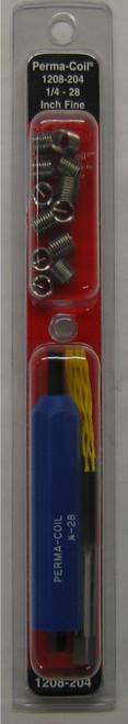 Perma-Coil Kit - Inch Fine Thread - 1/4-28 x .375 - (1208204)