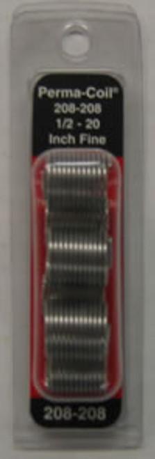 Perma-Coil Inserts 6. Inch Fine Thread - 5/8-18 - (208210)