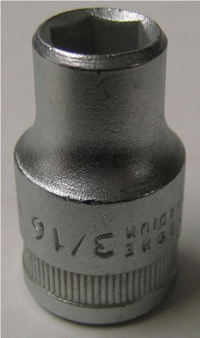 "Everest 3/16"" Whitworth Socket Spanner - (ES2)"
