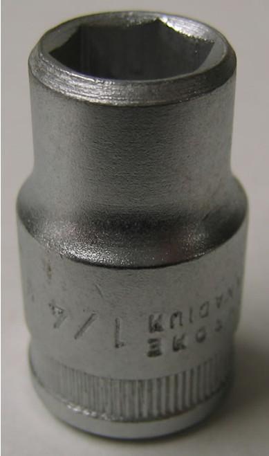 "Everest 1/4"" Whitworth Socket Spanner - (ES3)"