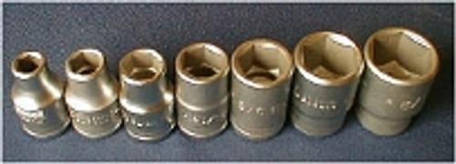 Everest 7 piece Whitworth Socket Set - (ES12)