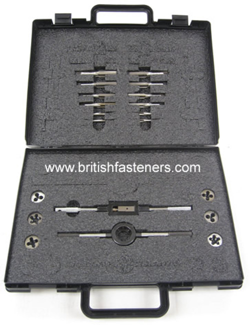 BSF 20 PIECE TAP AND DIE KIT - (4317)