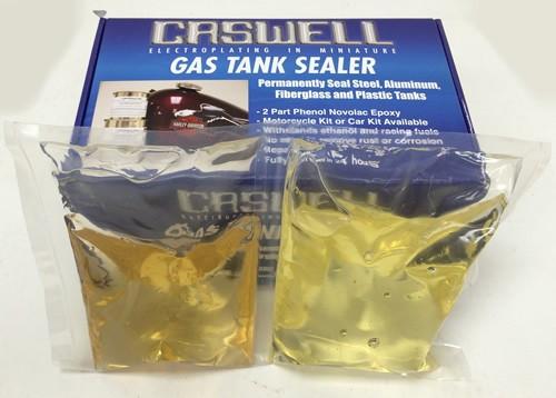 Gas Tank Sealer (Motorcycle Tanks - Up To 10 Gal) - (12000)