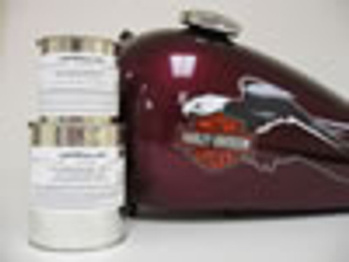Gas Tank Sealer (Motorcycle Tanks - Up To 10 Gal) - (12000)