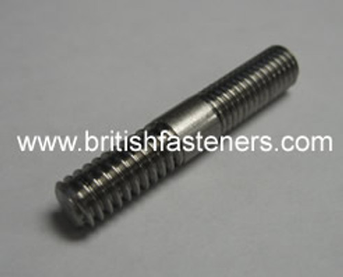 "BSW/CEI 1/4"" x 1-3/8"" LONG STUD - 20/26 TPI - (22)"