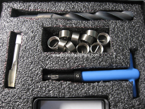 "Uni-thread Repair Kit BSP 3/8"" - 19 - (31040A)"