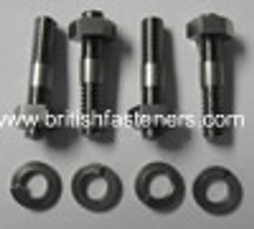 BSA A SERIES SUMP PLATE STUD KIT - (BSA5)