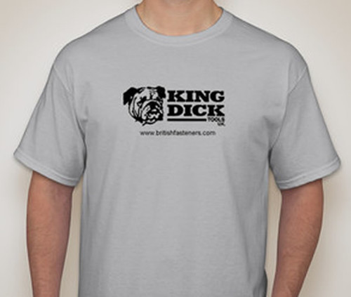 KING DICK T SHIRT LARGE - (LGSHIRT)