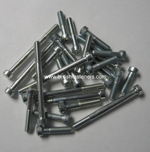 TRIUMPH 350/500 57-68 POZIDRIVE SCREW SET - (C0081)