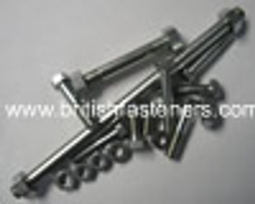 TRIUMPH 63-64 T120 STUD & BOLT KIT - (C1024)