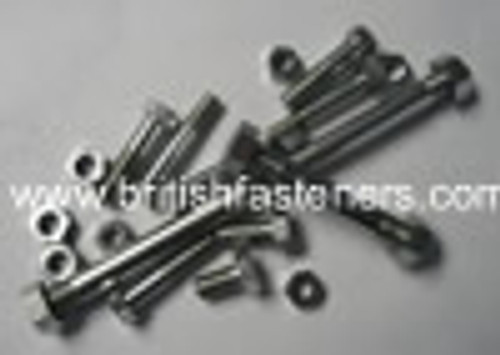 TRIUMPH 67-68 T120 STUD & BOLT KIT - (C1026)