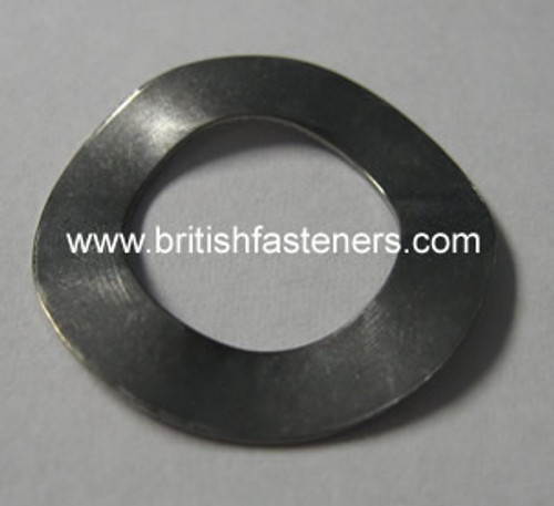 "Stainless Crinkle Washer (friction) 5/16"" - (6234)"