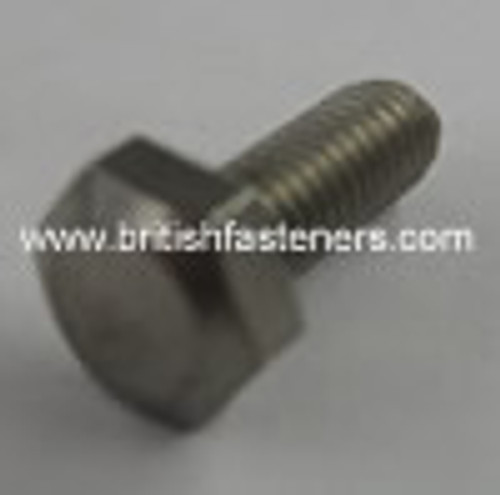 "2BA HEX SCREW X 3/4"" STAINLESS - (6592A)"