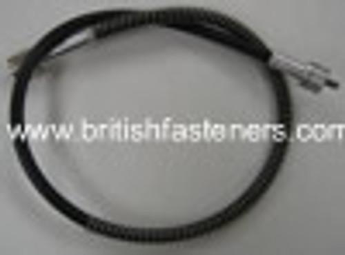 "BARNETT Tachometer cable 32"" BSA Triumph 500 650 Twins Spade Drive - (C3146)"