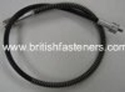 "BARNETT Tachometer cable 25"" BSA Triumph 500 650 Twins Spade Drive - (C3149)"