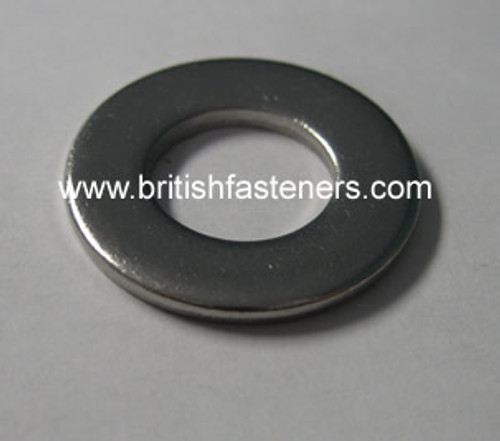 """7/16"""" Stainless Steel Thick Washer - (6253)"""
