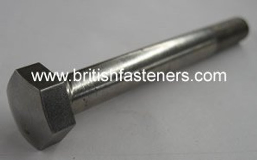 """BSF Stainless BOLT DOMED 5/16"""" - 22 x 3"""" - (6513)"""
