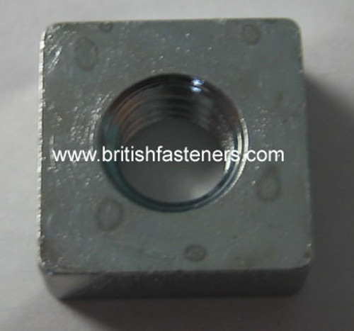 2BA STEEL SQUARE NUT - (2BASQ)