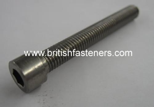 BSF Stainless Steel Socket Head Cap Screw