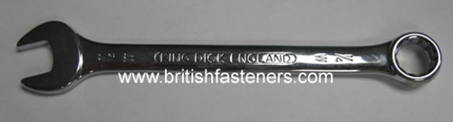 """KING DICK 3/16""""W COMBINATION WRENCH"""