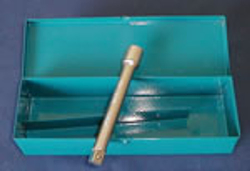 KING DICK SOCKET BOX  - METAL - (7990)