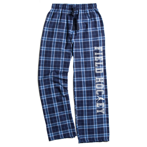 Field Hockey Columbia Blue Flannel Pants