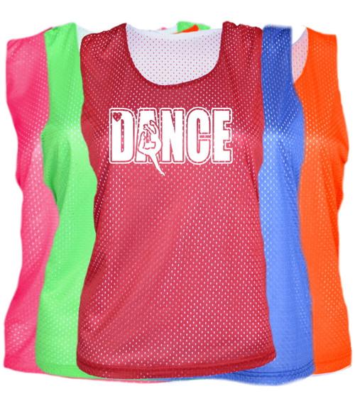 "Dance Pinnie ""Dancer"" Logo"