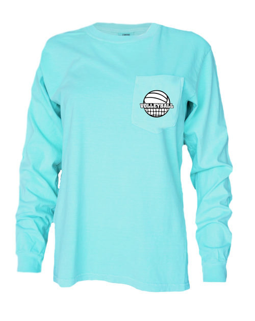 Volleyball Pocket-T