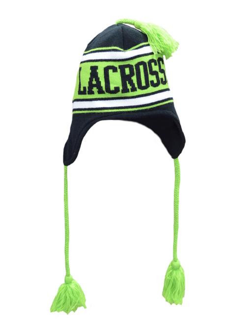 Lacrosse Tassel Hat