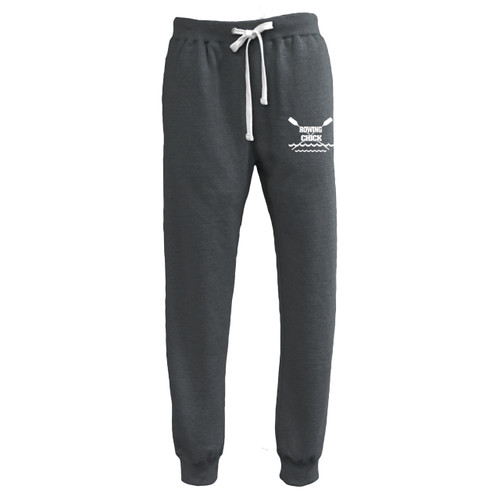 Charcoal Gray Crew Jogger