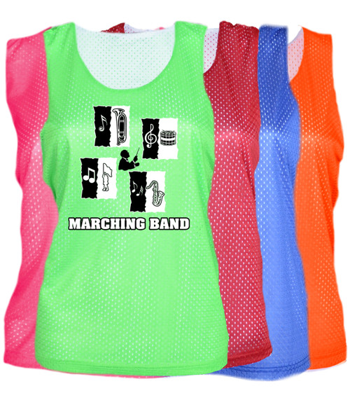 """Marching Band Pinnie """"Conductor"""" Logo"""