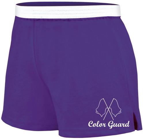Color Guard Soffe Short