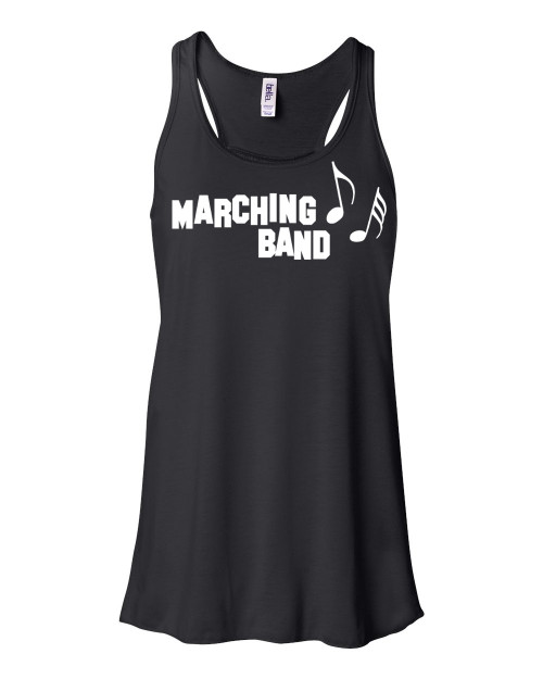 Marching Band Flowy Tank