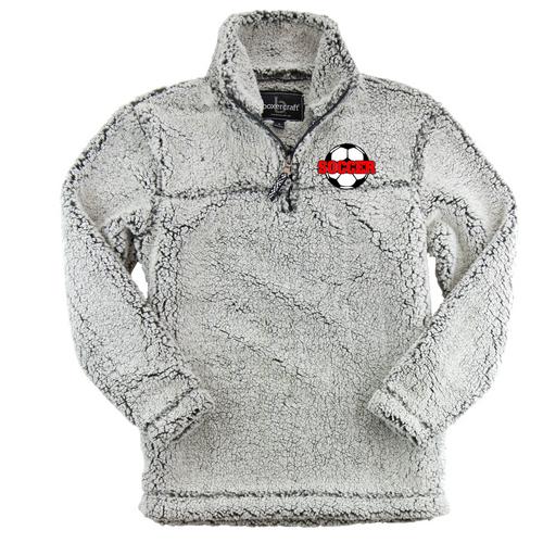 Soccer Sherpa Pullover