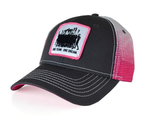 Lacrosse One Team Mesh Hat