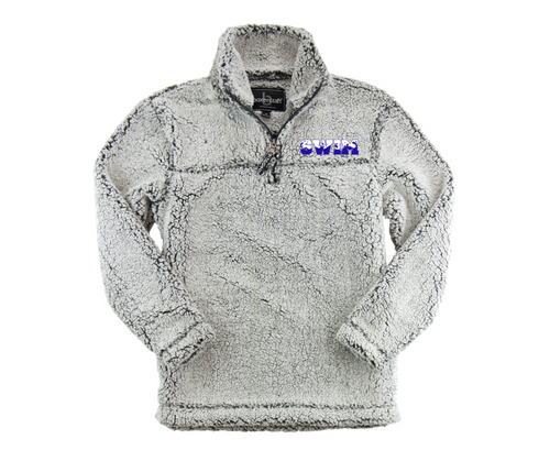 Swimming Sherpa Pullover