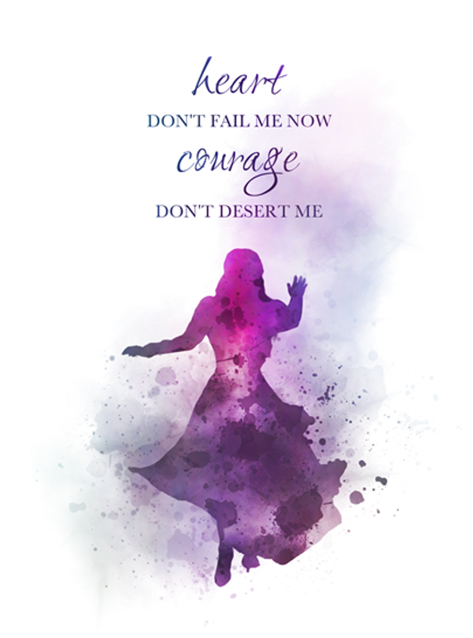 Anastasia Quote ART PRINT Musical, Theatre, Broadway, Inspirational, Gift,  Wall Art, Home Decor