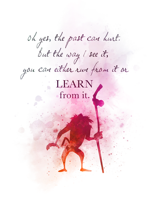 Rafiki Quote Art Print The Lion King Nursery Gift Wall Art Home Decor