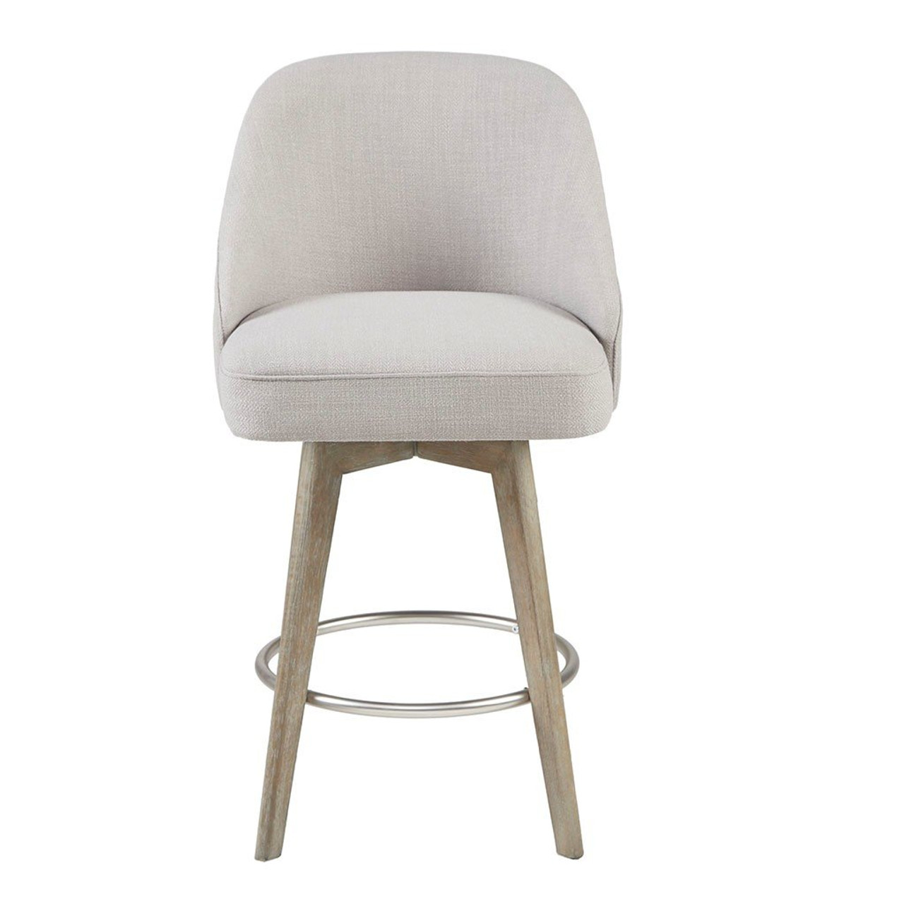 Madison Park Pearce Counter Stool With Swivel Seat MP9 9 By Olliix