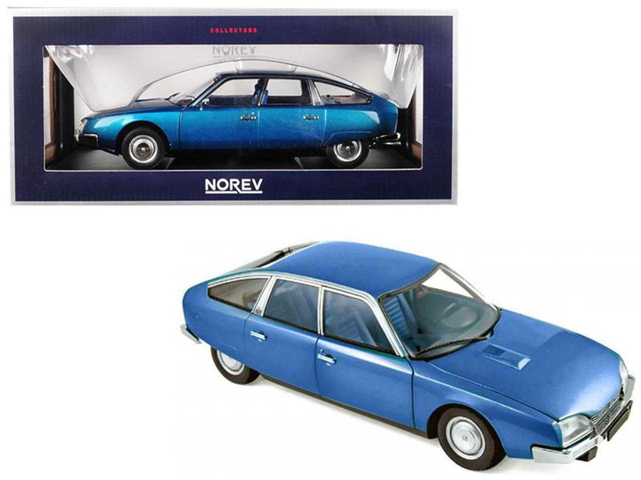 1:18 Norev Citroen CX 2000 delta blue 1974