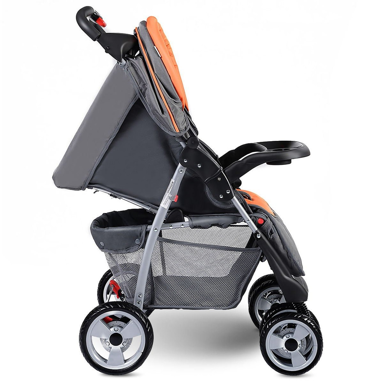 Foldable Baby Kids Travel Stroller Newborn Infant Buggy Pushchair Child 3 Colors