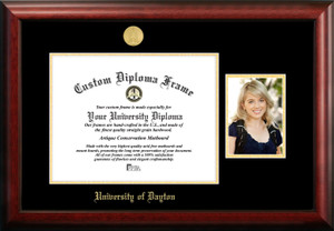 Landmark Publishing Towson University 14w X 11h Gold Embossed Diploma Frame With 5 X7 Portrait Md999pged 1411