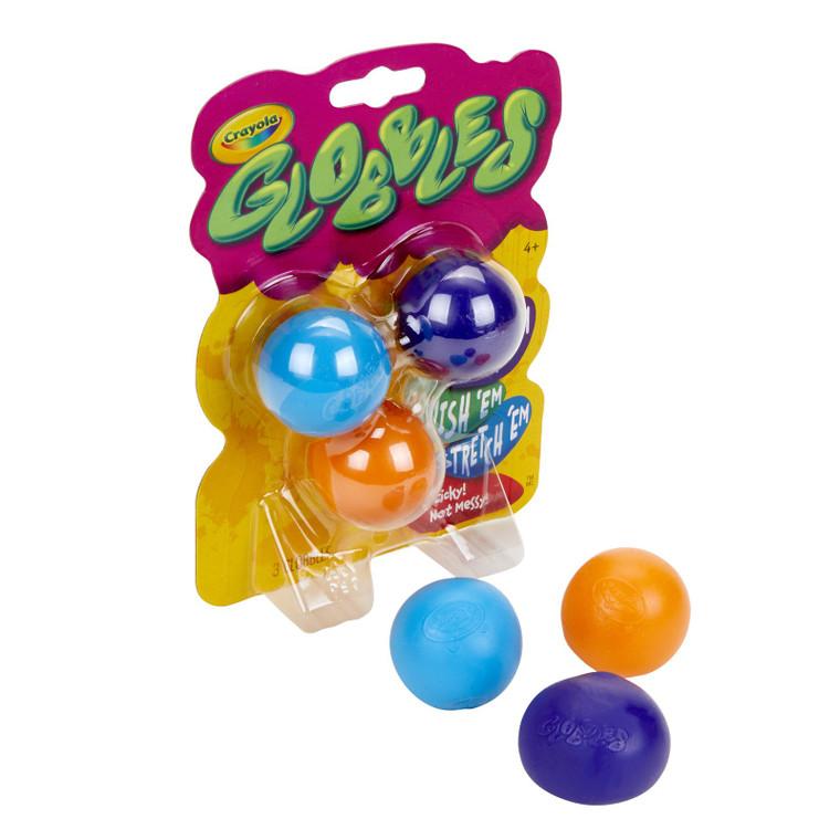 Crayola 3 Ct Globbles BIN747291