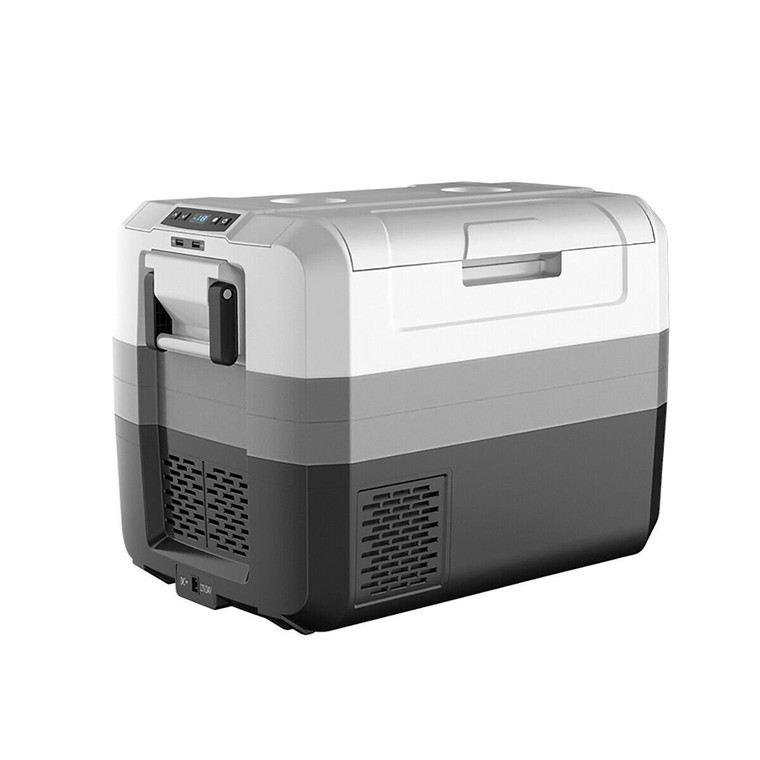 58 Quart Portable Electric Camping Car Cooler EP24448US