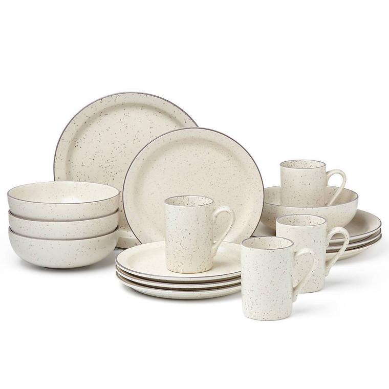 Kallan 16-Piece Dinnerware Set 868745 By Lenox