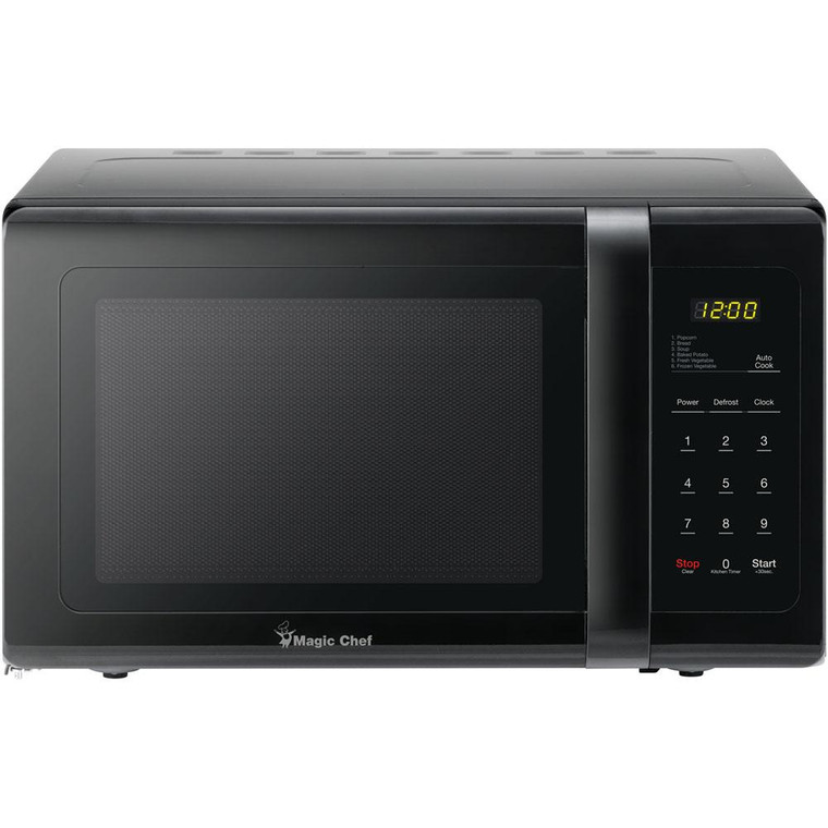 Magic Chef Microwave Oven 0.9 Cu Ft Countertop Digital Touch Mcd993B