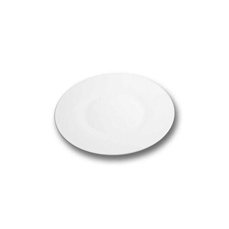 "10 Strawberry Street Pond 7.5"" Round Plates- Pack Of 48 B4508 Street"
