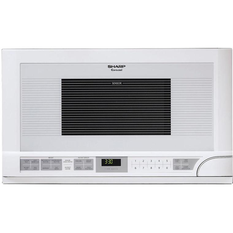 Sharp 1.5 Cf Otc Size, Auto Touch OTC Microwave R1211T
