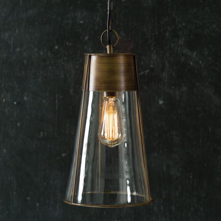 CTW Home Ernest Cone Pendant Lamp 817305